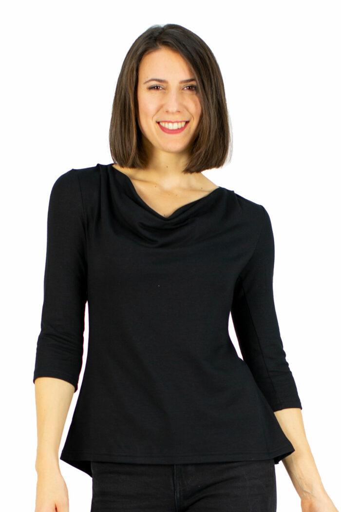 Shirt LIZ schwarz