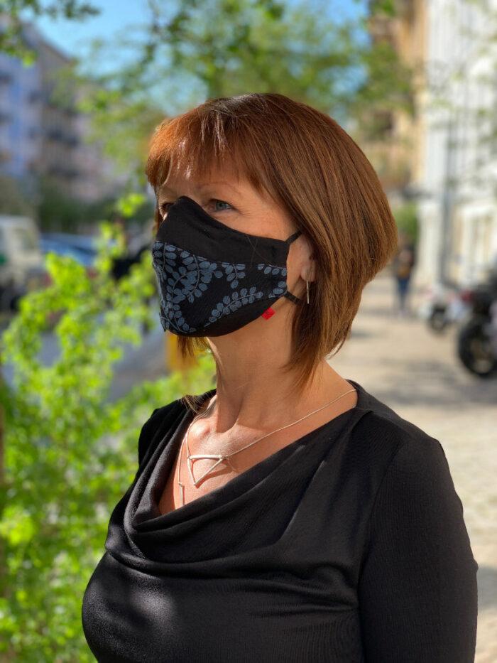 Corona-Maske Design 2 2