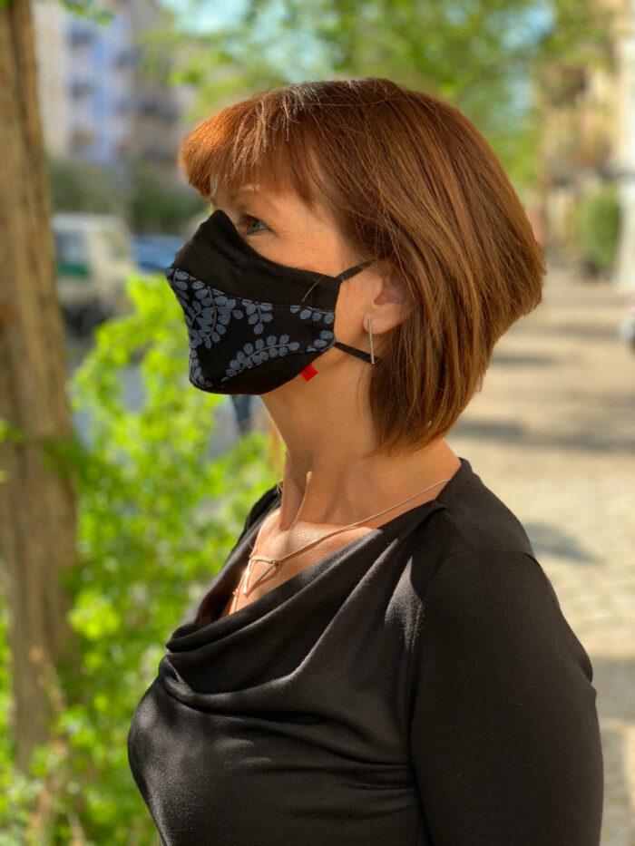 Corona-Maske Design 2 1