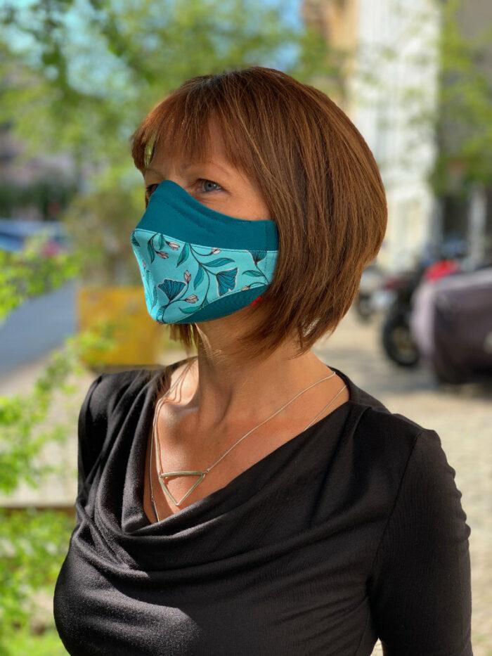 Corona-Maske Design 3 2