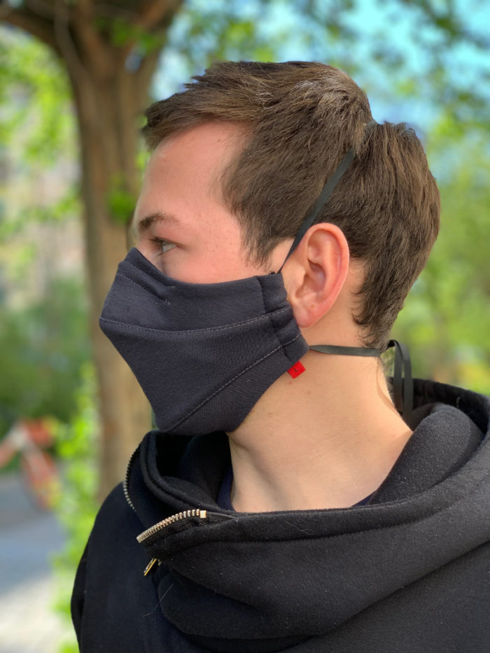 Corona-Maske Design 4 1