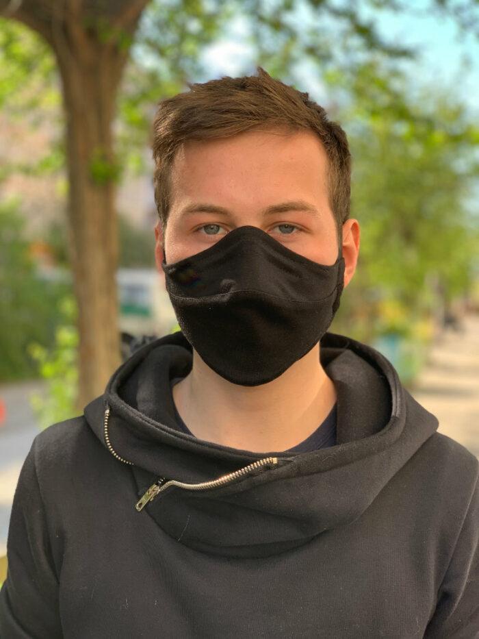 Corona-Maske Design 6 2