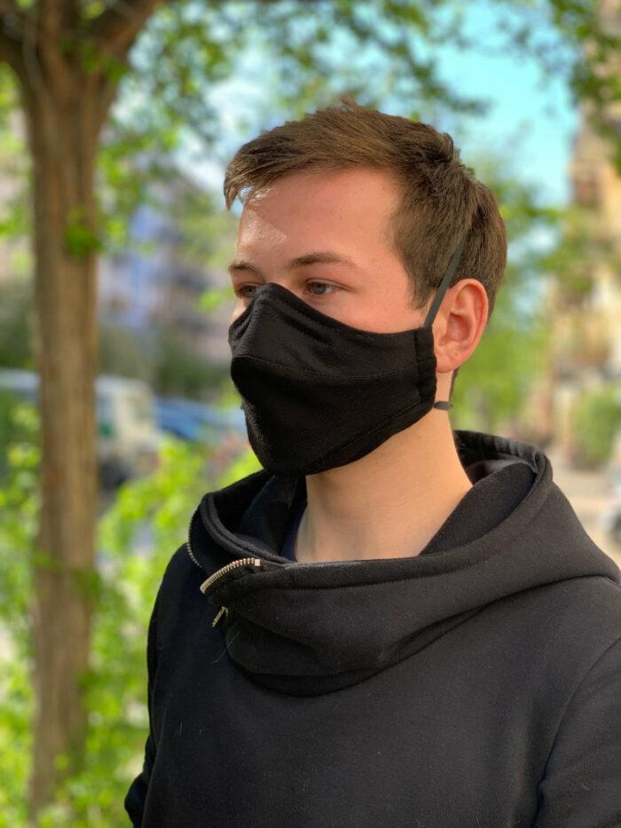 Corona-Maske Design 6 1
