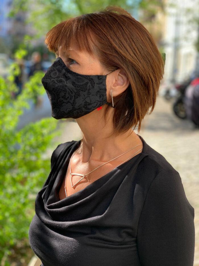 Corona-Maske Design 7 2