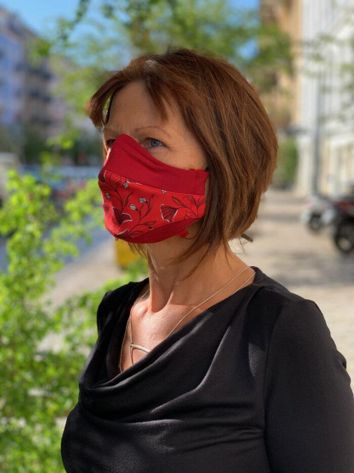 Corona-Maske Design 8 1