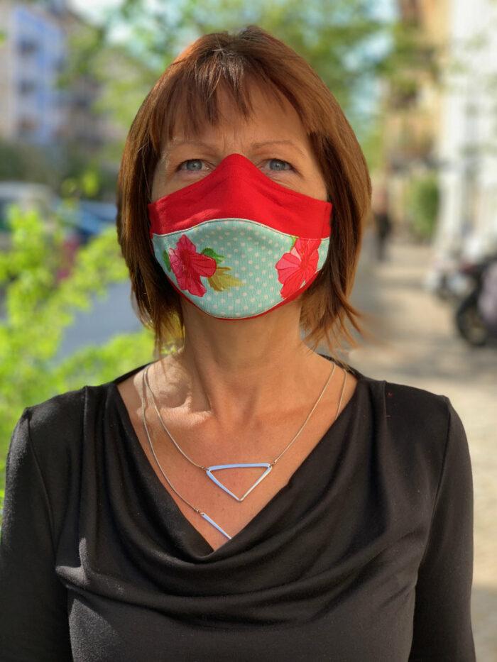 Corona-Maske Design 9 6