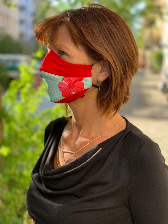 Corona-Maske Design 9 5